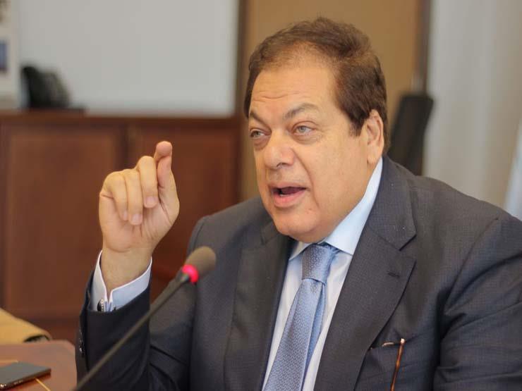 """""""أبوالعينين"""" ونجل """"بدوي دسوقي"""".. مواجهة ساخنة في انتخابات دائرة الجيزة"""