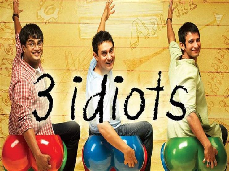 """عامر خان يكشف عن مشهده المفضل في """"3 idiots"""""""