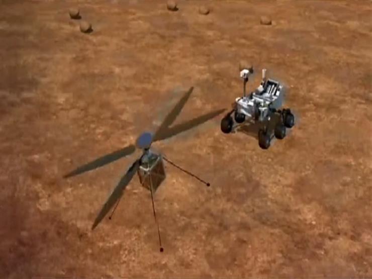 ناسا ترسل طائرة بدون طيار لاستكشاف الكوكب الأحمر