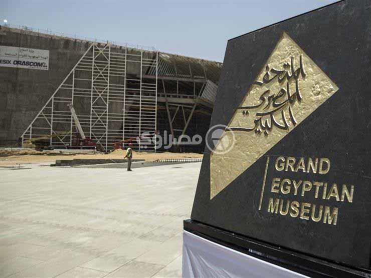 """مهندس المتحف الكبير وتطوير الأهرامات: """"عايزنها أعظم منطقة سياحية في العالم"""""""