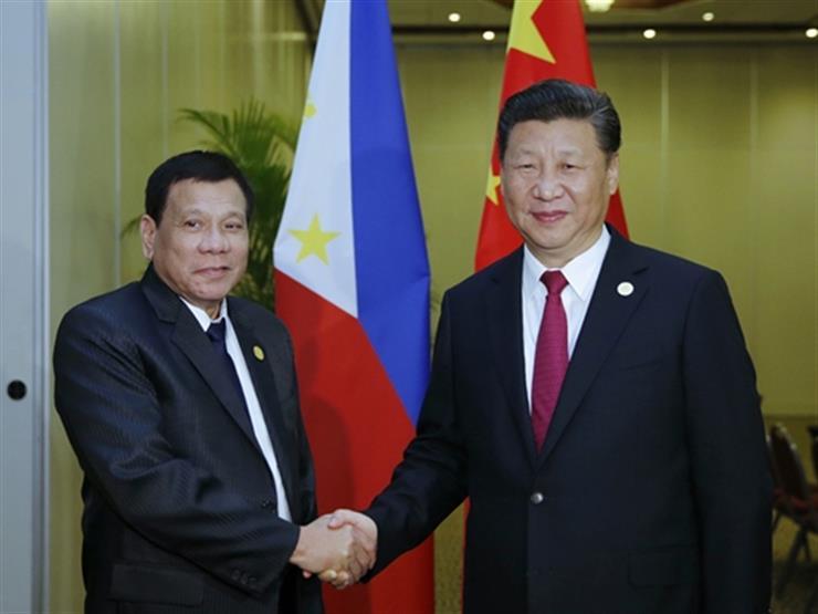 الرئيس الصيني يؤكد لنظيره الفلبيني عدم الاعتراف بنتائج التحكيم بشأن بحر الصين الجنوبي