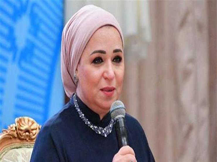 انتصار السيسي تهنئ الشعب المصري بالعام الهجري الجديد