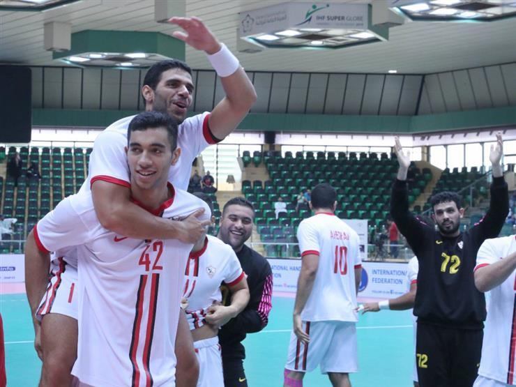 الزمالك يكتسح الدحيل القطري في كأس العالم للأندية لكرة اليد