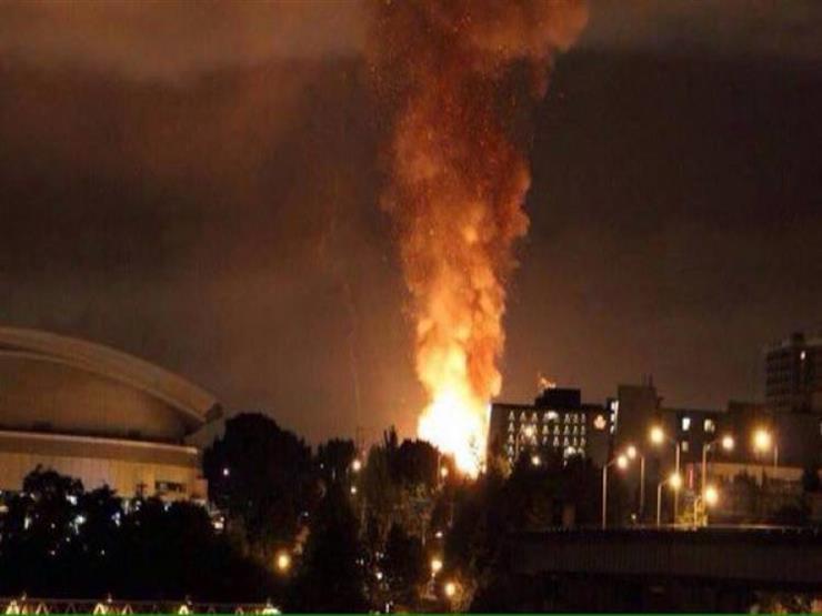 مصدر أمني: جارِ حصر عدد ضحايا انفجار معهد الأورام