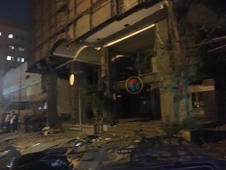"""النائب العام يأمر بانتقال نيابة جنوب القاهرة لموقع حادث """"معهد الأورام"""""""