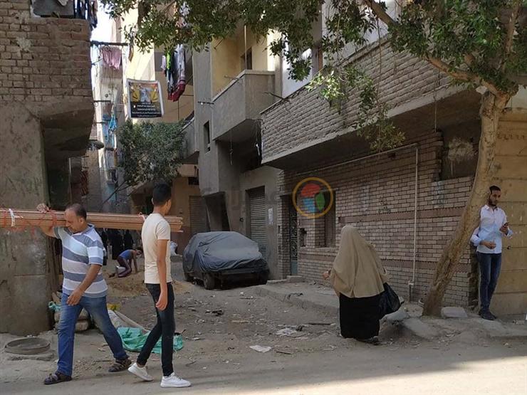 """""""مُصيبة طالت 6 بيوت"""".. مصراوي في حارة """"الفرح"""" المنكوبة بعد انفجار معهد الأورام"""