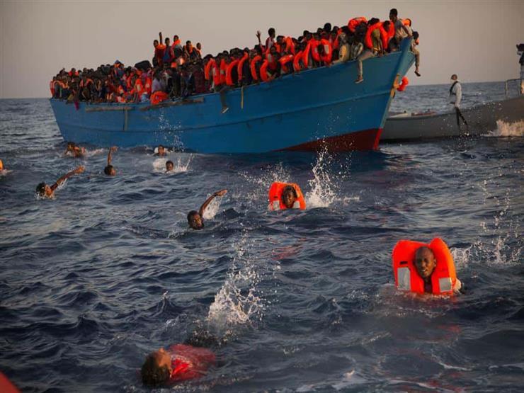 البحرية الليبية تعلن إنقاذ 278 مهاجرا غير شرعي