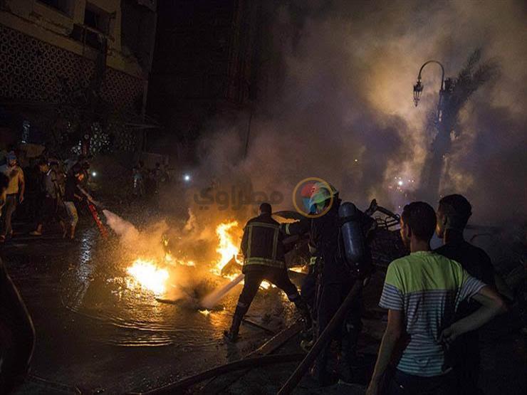 الداخلية تنشر صورة منفذ حادث معهد الأورام الإرهابي