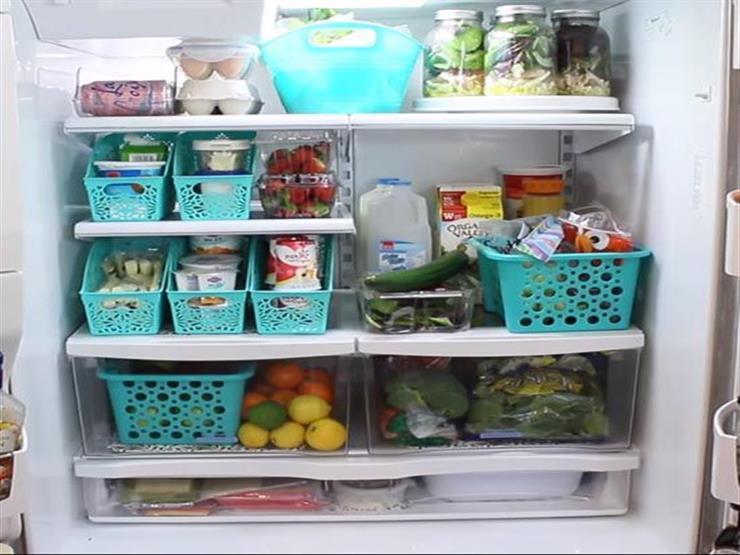 حيل وأفكار فعالة لتنظيم الأطعمة في الثلاجة