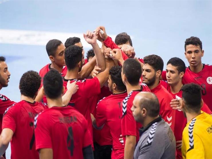 مونديال اليد للناشئين .. مصر تضع قدماً في دور الـ 16 بفوز سهل على تايوان