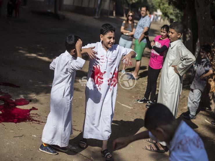 بعد الذبح.. طريقة تنظيف بقع الدم من الملابس والأرضيات والمفروشات