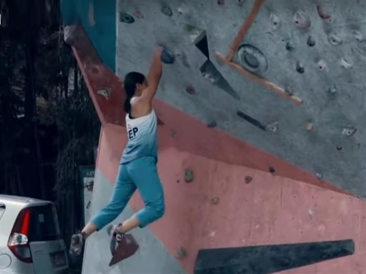 التسلق على الجدران.. تدخل للمرة الأولى منافسات أولمبياد طوكيو 2020