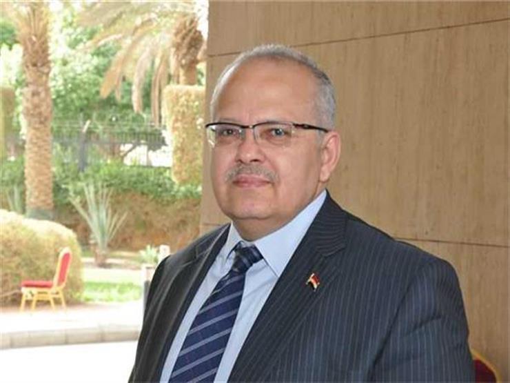 رئيس جامعة القاهرة ينعي ضحايا ميكروباص محور صفط اللبن