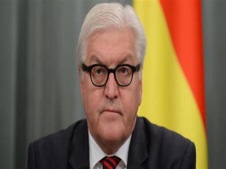 الرئيس الألماني في موقع هجوم المعبد اليهودي: إنه يوم الخزي والعار