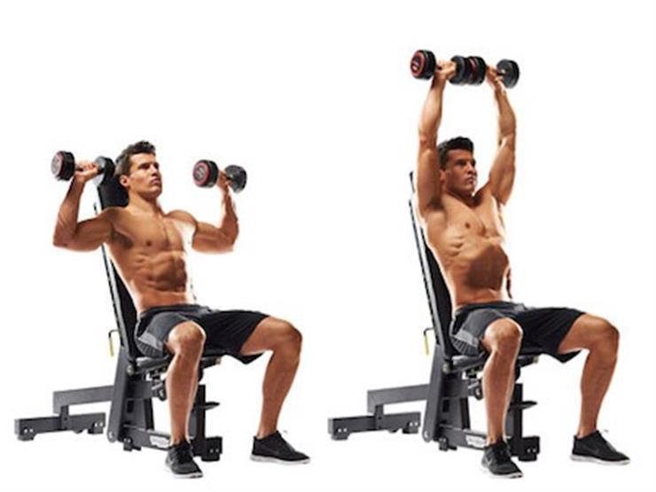 بالفيديو.. تمارين رياضية لتقوية عضلات الكتف