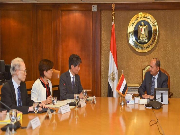 تشكيل مجموعة عمل مصرية يابانية لتيسير التبادل التجاري بين البلدين