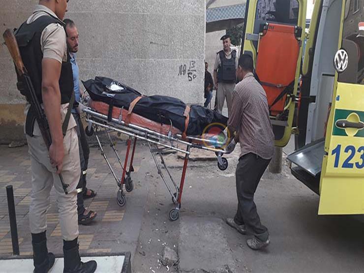 مصرع شخصين وإصابة 9 في اصطدام سيارة بمنزل في سوهاج