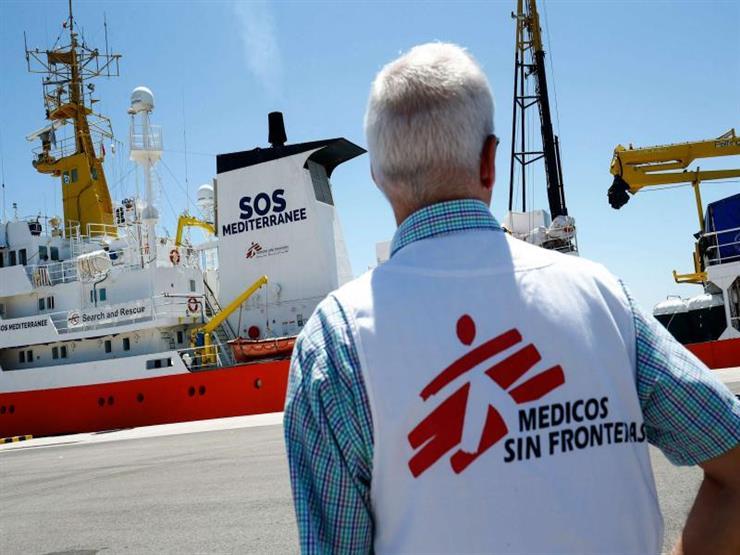 سفينة إغاثة تنقذ 34 مهاجرا على متن قارب في البحر المتوسط