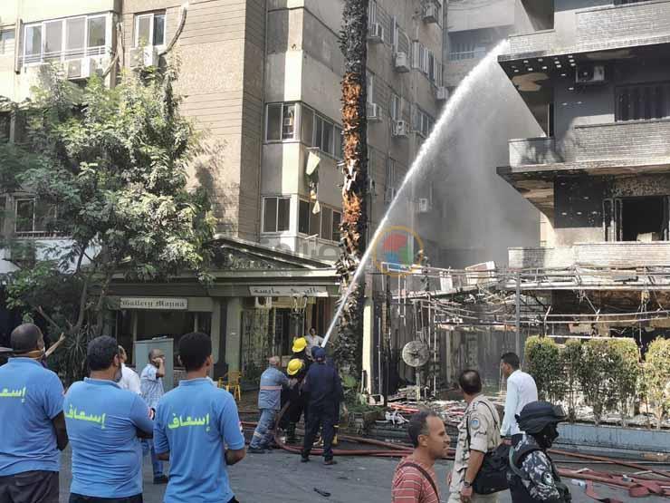 دون إصابات.. إخماد حريق داخل شقة سكنية بمنطقة الوايلي