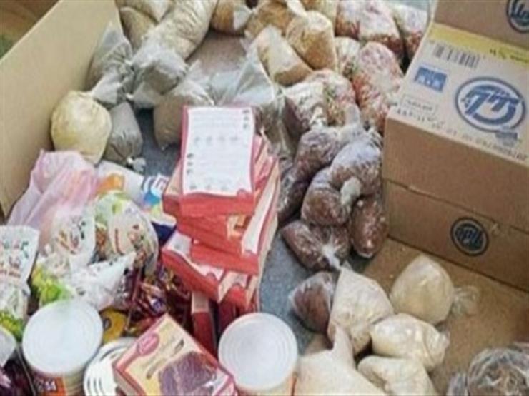 تحرير 40 محضرًا وضبط أغذية فاسدة بحملة في بني سويف