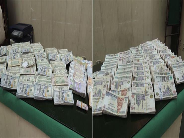 القبض على شخصين لقيامهما بالإتجار غير المشروع في النقد الأجنبي بالقاهرة