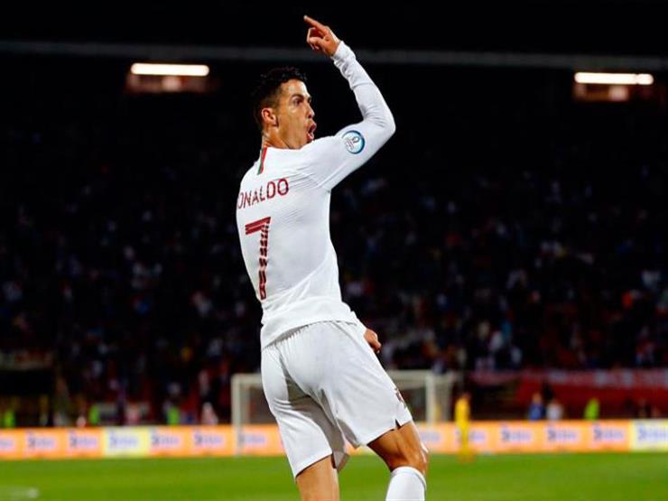 بالفيديو.. كريستيانو يصل لهدفه الـ93 مع منتخب البرتغال