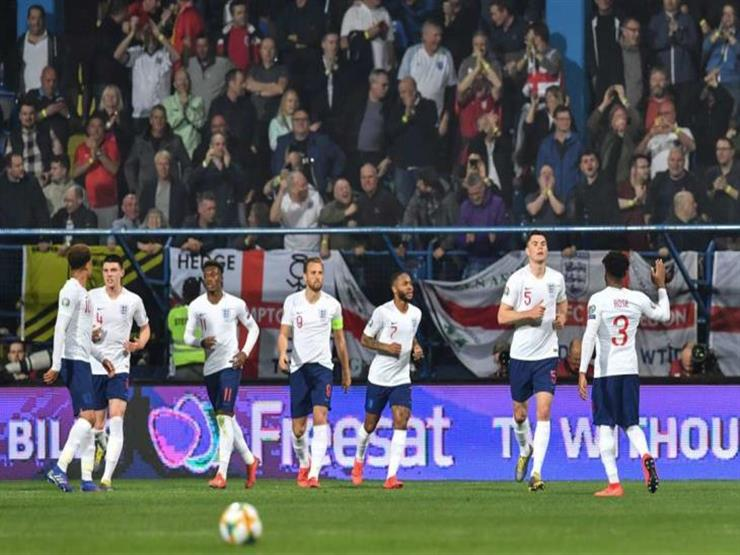 إنجلترا تهزم كوسوفو بخماسية في مباراة مثيرة بتصفيات يورو 2020