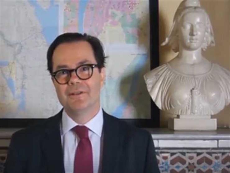 وزير التعليم العالي يبحث التعاون المشترك مع السفير الفرنسي