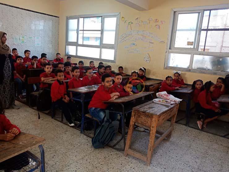 """""""تعليم دمياط"""": مرور دوري على المدارس واستجابة لطلبات أولياء الأمور"""