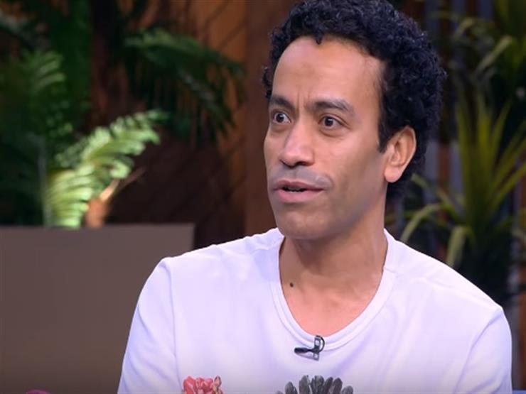 """سامح حسين: """"حتى المسرح كنسته وكانت بتصعب عليا نفسي وأعيط"""""""