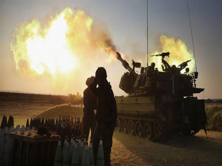 قصف مدفعي إسرائيلي على غزة عقب إطلاق قذائف من القطاع