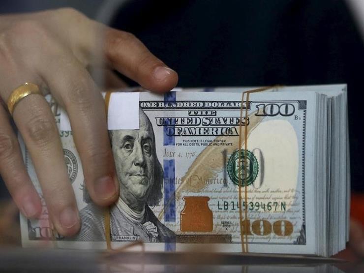 سعر الدولار يتراجع أمام الجنيه في 9 بنوك بنهاية تعاملات اليوم