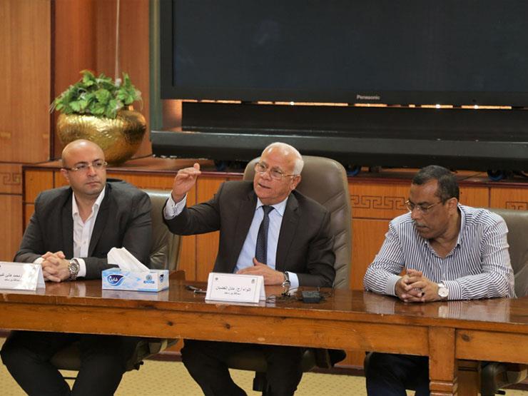 """محافظ بورسعيد: """"التأمين الشامل"""" يحتاج مزيدًا من الوقت للوصول لأعلى كفاءة"""