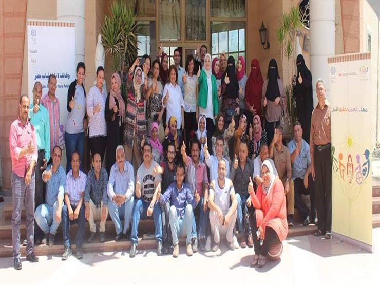 """تدريب 100 معلم لتدريس منهج """"تجريبي"""" بـ18 مدرسة فنية في المنيا"""