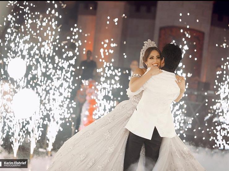 حمدي الميرغني يحتفل بعيد زواجه الثاني بهذه الكلمات
