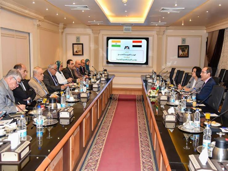 """تفاصيل تعاون """"العربية للتصنيع"""" ومجلس الأعمال المصري الهندي"""