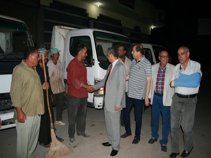 """البيئة تطلق مبادرة """"جمع لمخلفات المنزلية في أوقات محددة"""" من كفر الشيخ"""