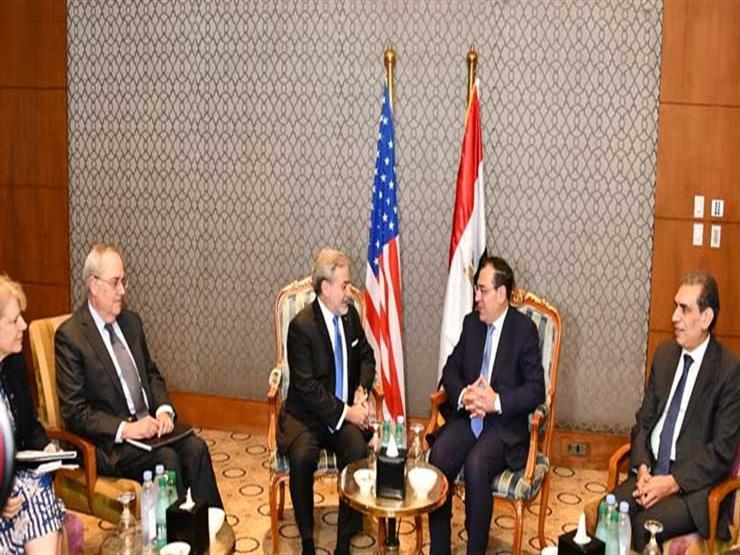 مصر وأمريكا تبحثان موقف ودور منتدى غاز شرق المتوسط
