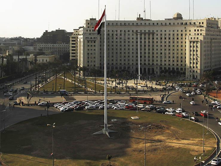 """الحكومة تكلف """"الصوت والضوء"""" بإنارة ميدان التحرير ضمن خطة تطويره"""