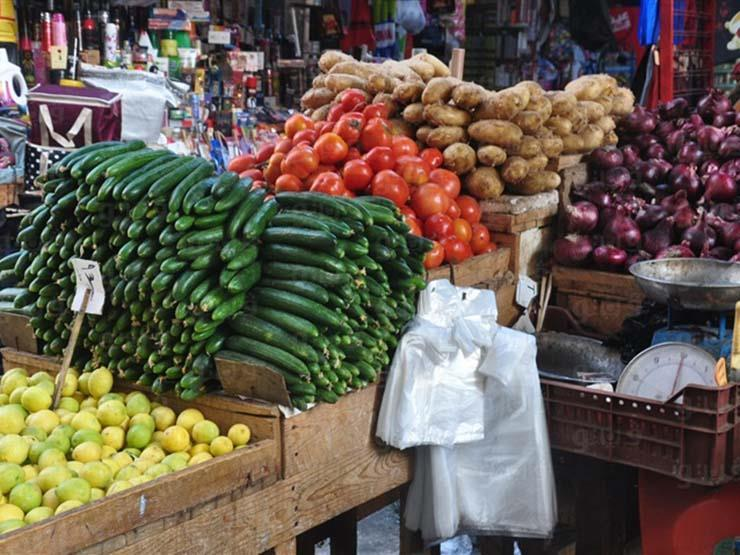 أسعار الخضروات والفاكهة بسوق العبور خلال أسبوع