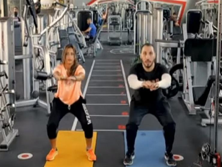 تمارين رياضية لتقوية عضلات الجسم وتنظيم النفس- فيديو
