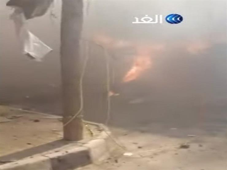 قتلي وجرحى.. انفجار سيارة مفخخة بعفرين السورية- فيديو