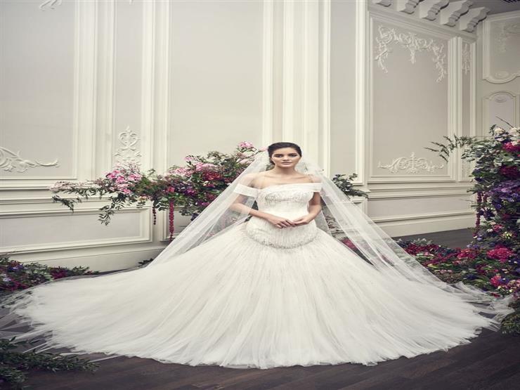 شاهد مجموعة رامي العلي لفساتين زفاف 2020  - صور