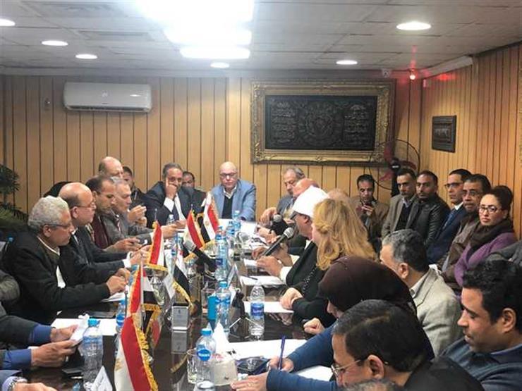 تحالف الأحزاب المصرية يدين التدخل التركي في ليبيا
