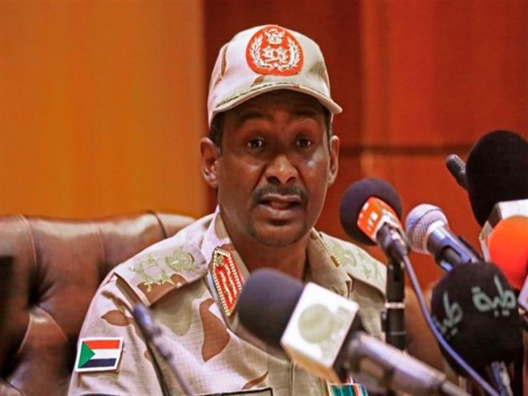 حميدتي يبحث مع أفورقي العلاقات بين السودان وإريتريا