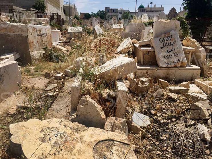 """أول رد من محافظة القاهرة على صور رفات الموتى بـ""""عين الحياة"""""""
