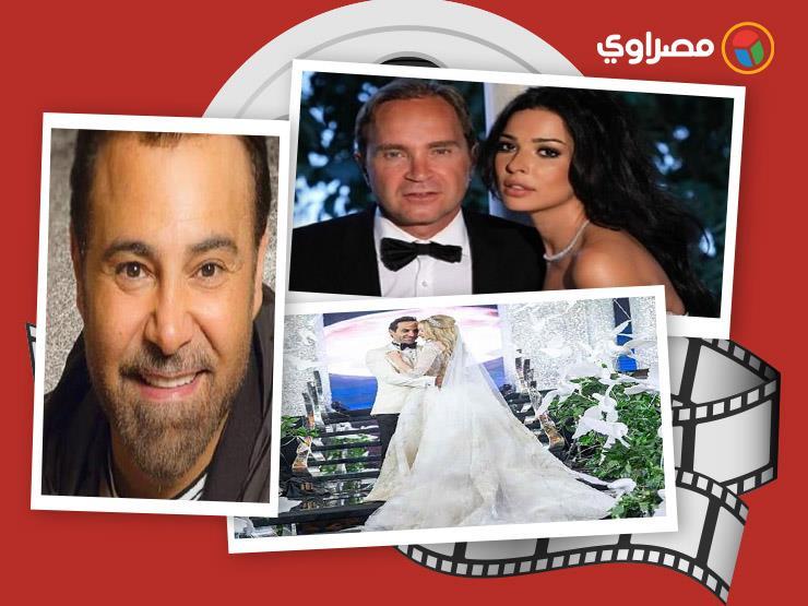 النشرة الفنية  طلاق نادين نجيب ونجاة الحلاني من الموت وفهمي وهنا في شهر العسل