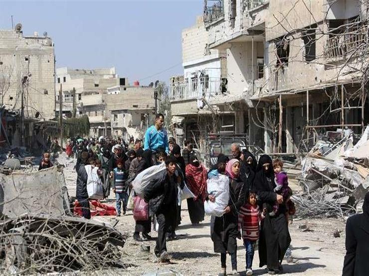 عودة آلاف السوريون إلى قُراهم في ريفيّ حماة وإدلب