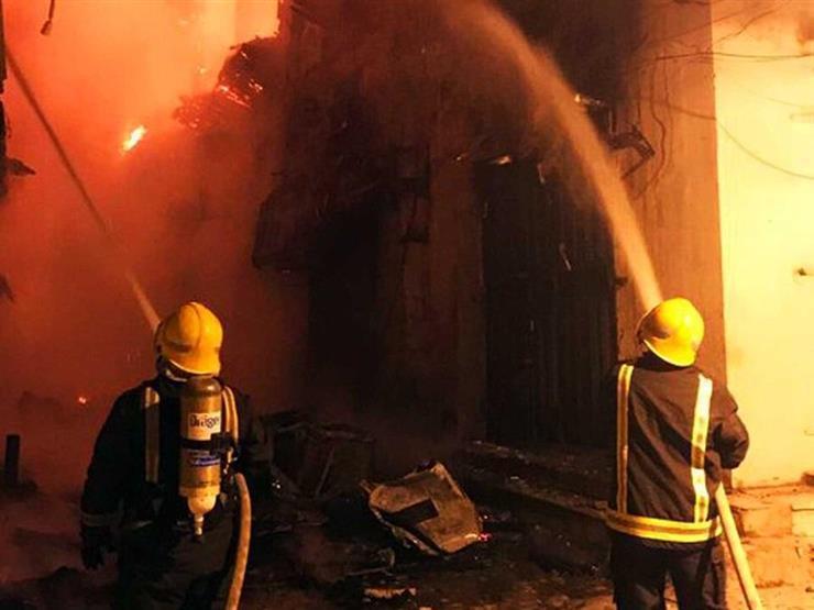 السيطرة على حريق في محول كهرباء ببني سويف