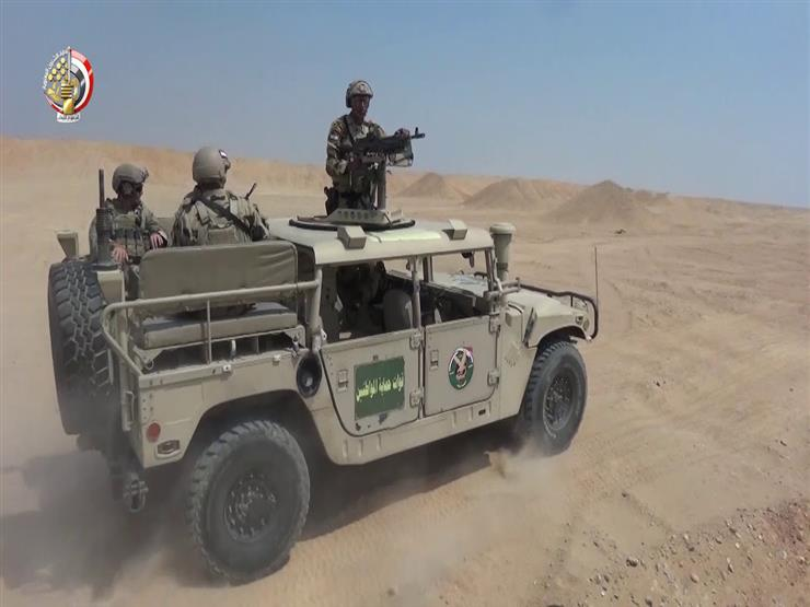 القوات الخاصة المصرية والأمريكية تنفذان التدريب المشترك (JCET) لمكافحة الإرهاب